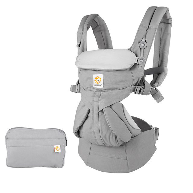 2019 omni 360 Ergonomic Baby Carrier Multifunction Breathable Infant Newborn Comfortable Carrier Sling Backpack Kid Carriage title=