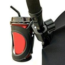 Criativo suporte de copo do trole carrinho de criança titular copo impede derramamentos estável para usar bebidas titular para bicicletas carrinho de criança