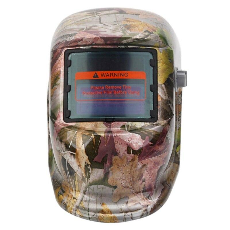 capacete de soldagem moagem máscara soldador folha bordo