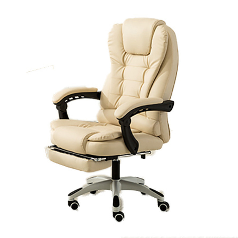High Quality Hom-2 Silla Gamer Live Poltrona Boss Chair With Footrest Wheel Can Lie Massage Synthetic Leather Office Furniture