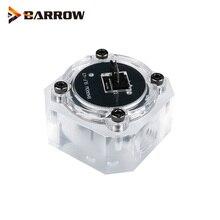 "Barrow G1/4 ""수냉 시스템 전자식 유량 센서 표시기 액세스 마더 보드는 데이터 꽃, SLF V3 읽습니다."