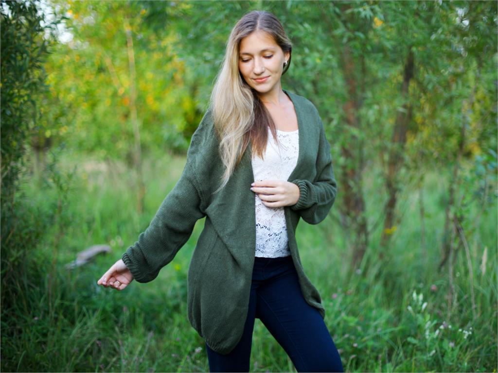 חדש סוודר נשים קרדיגן סרוג מעיל מזדמן ארוך שרוול מוצק קרדיגן חולצות סוודר לחפות סרוג מעיל סוודר שמלה #39