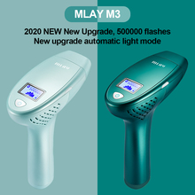 Bikini Trimmer Hair-Removal-Machine Depilador Laser Ipl Face Permanent Mlay M3 New Body