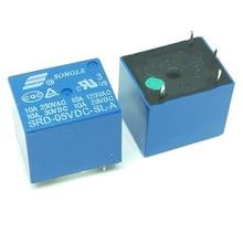 цена на Relays SRD-05VDC-SL-A SRD-12VDC-SL-A SRD-24VDC-SL-A SRD-48VDC-SL-A 05V 12V 24V 48V 10A 250VAC 4PIN