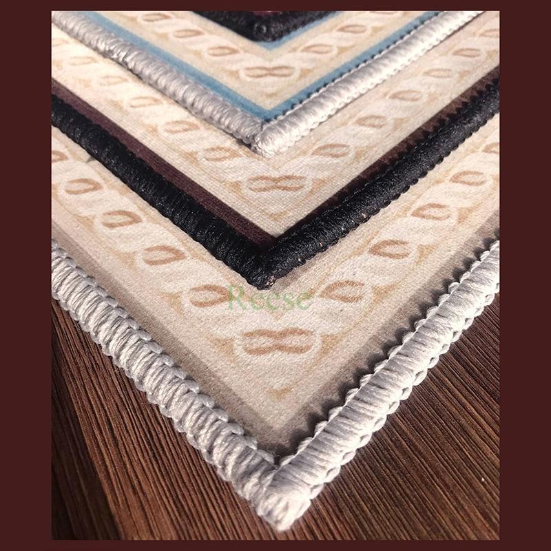 Image 5 - Nordic Carpet Rug For Living Room Modern Printing 3d Geometric Floor Rug Non slip Antifouling Carpet For Parlor Factory Supply-in Carpet from Home & Garden