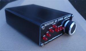45W HF Power Amplifier For YASEU FT-817 ICOM IC-703 Elecraft KX3 QRP FT-818