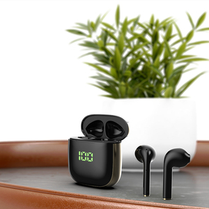 Image 4 - TWS Bluetooth 5.0 Earphones LED Display Mini Earbuds QI Wireless Charging Box Binaural HD Call Earbuds IPX5 Waterproof