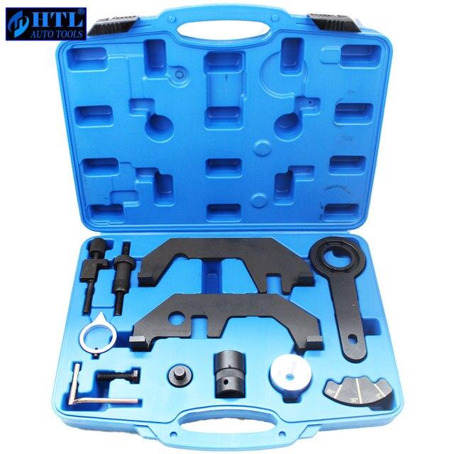 Outils de verrouillage darbre à cames pour moteur de voiture, 12 pièces, pour BMW 730i 745i 545i 645i 750i N62TU N62 N73