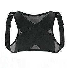 Correcteur de Posture Invisible pour adulte, ceinture correctrice légère et respirante, soutien des épaules et du dos, pour femmes