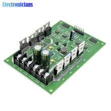 H-bridge DC double moteur pilote PWM Module cc 3 ~ 36V 15A crête 30A IRF3205 carte de commande haute puissance pour Arduino Robot voiture intelligente