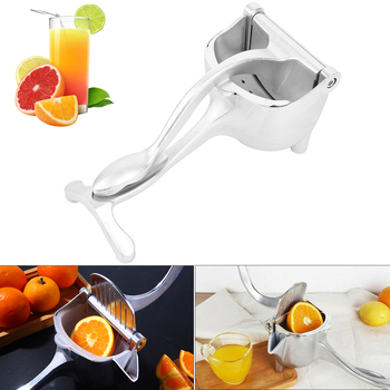Honhill Juicer Machine Fruit Juicer Aluminum Alloy Hand Pressure Juicer Lemon Orange Queezer Juice Fruit Pressing Kitchen Tools multifunction citrus fruits squeezer orange lemon juicer hand manual juicer kitchen tools orange queezer juice fruit pressing