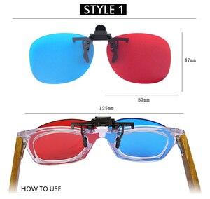Image 3 - 2 шт., 3d очки для светодиодных проекторов
