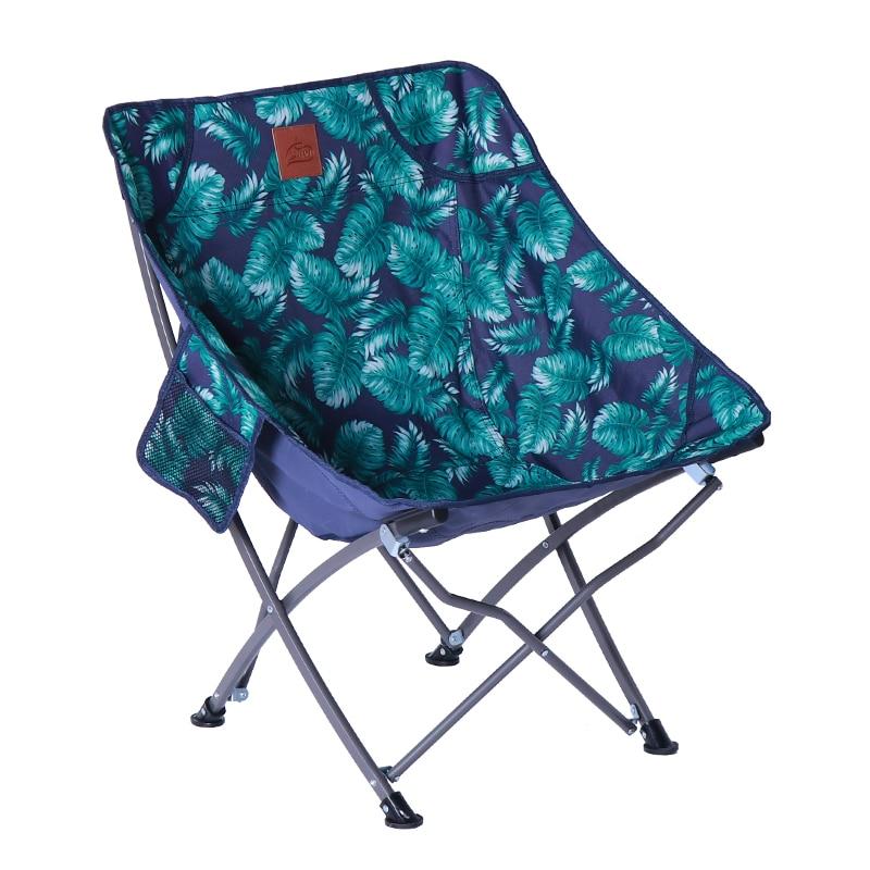 H1 Foldable Beach Chair, Foldable Beach Refrigerator Chair, Flat Movable Sun Chair, Portable Storage Bag Chairs Folding Cheap
