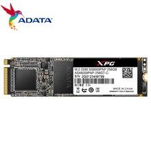 ADATA XPG SX6000PNP PCIe 256GB 512 GB PCIe Gen3x2 M.2 2280 NVMe kadar 2100/1500 MB/s 256GB 512 GB katı hal sürücü darbeye dayanıklı