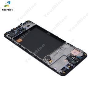 Image 5 - For Samsung Galaxy A51 LCD with frame Digitizer Sensor Assembly For Samsung A51 Display A515 A515F A515F/DS,A515FD A515FN/DS