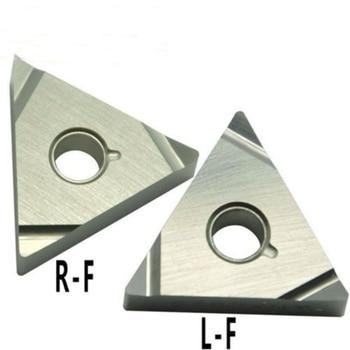 50pcs TNGG160402R-F NX2525 Insert CNC machine tools blade  tungsten carbide