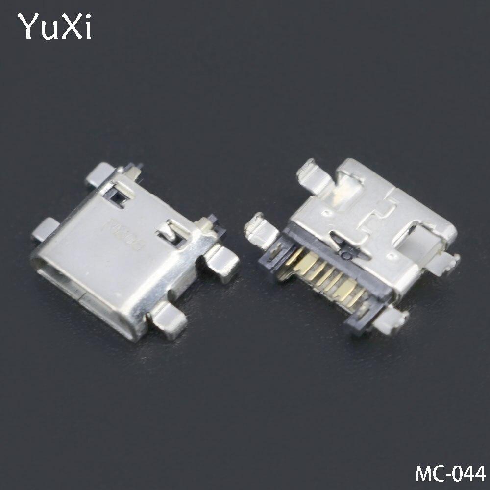 YuXi 10pcs/lot For Samsung Galaxy J5 J510 2016 J7 J700 J700F J7008 J710 2016 USB Charging Port Connector Plug Jack Socket Dock