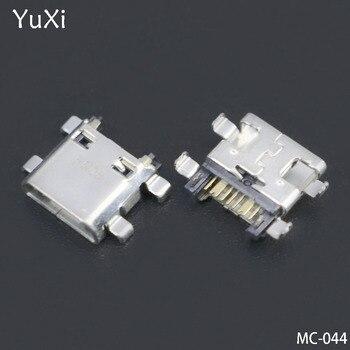 YuXi 10pcs/lot For Samsung Galaxy J5 J510 2016 J7 J700 J700F J7008 J710 USB Charging Port Connector Plug Jack Socket Dock - discount item  10% OFF Electrical Equipment & Supplies