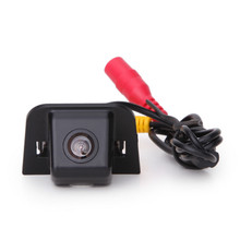 CCD Car Reverse Camera for Toyota Prius 2012 Auto Rear View Backup Review Reversing Parking Kit with Night Vision Free Shipping free shipping free shipping brand new 4 pin 800tvl cmos ir night vision waterproof car rear view reverse backup camera for