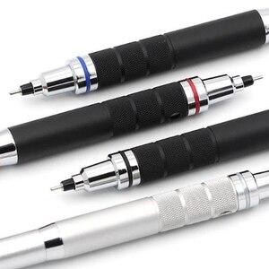 Image 2 - מיצובישי Uni M5 1017 קורו טוגה רולטה דגם אוטומטי עופרת סיבוב 0.5mm מכאני עיפרון משרד וציוד בית הספר
