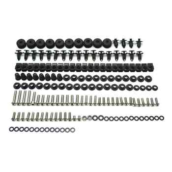 KEMiMOTO Motorcycle Fairing Bolts For Yamaha R6 Bolt Kit Body Screws Complete Full Set YZF-R6 YZF R6 2006 2007 Fastener - DISCOUNT ITEM  39 OFF Automobiles & Motorcycles