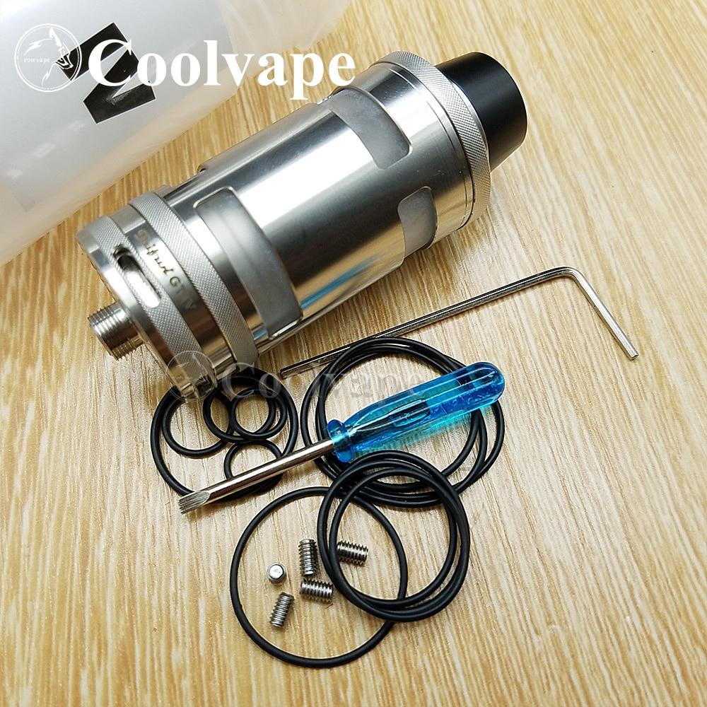 Coolvape Taifun GT IV Taifun GT4 Rta 316ss Material Atomizer Vs Taifun GT4s Rta Taifun Gtr Rta  (Guaranteed Quality )