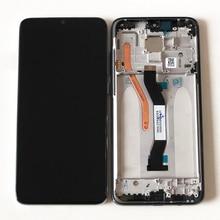 """الأصلي ام اند سين 6.53 """"ل شاومي Redmi نوت 8 برو شاشة عرض LCD + شاشة تعمل باللمس محول الأرقام مع الإطار ل Redmi نوت 8 برو LCD"""