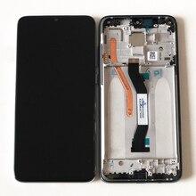 "Xiaomi Redmi Note 8 Pro LCD 디스플레이 스크린 + Redmi Note 8 Pro LCD 용 프레임이있는 터치 스크린 디지타이저 용 M & Sen 6.53"""