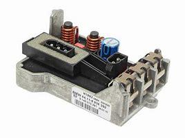 New Blower Motor Resistor Regulator Fits Compatible For BMW E65 E66 745 750 760 64116934390