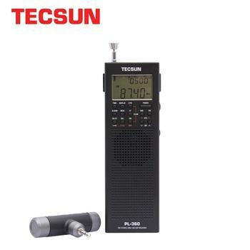 Радиоприемник TECSUN PL360 World Band DSP, ETM, AM/FM/SW, PLL 1