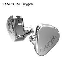 TANCHJIM – écouteurs intra-auriculaires HiFi, avec diaphragme, en métal, avec câble détachable, à 2 broches de 0.78mm
