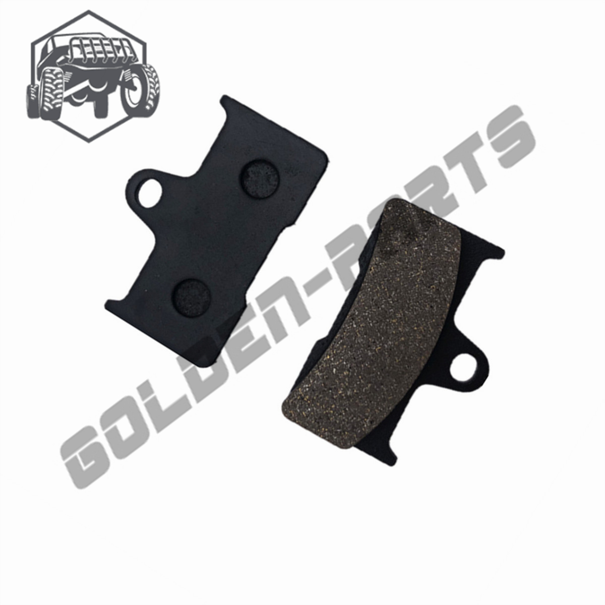 REAR BRAKE PAD Fits For 500CC 600CC 800CC X5 X6 X8 ATV UTV PARTS 9010-080510