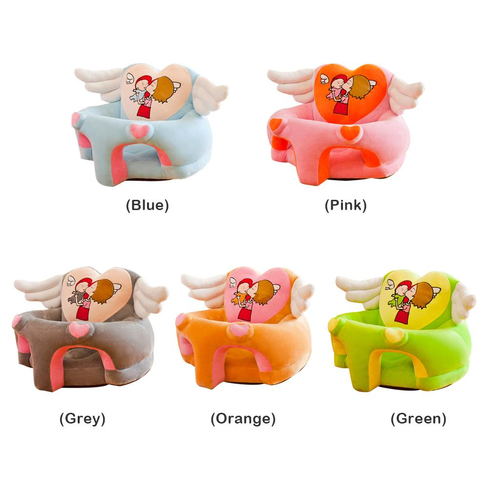 Baby Sofa Cover Back Protection Chair Support Cover Fashionable Without PP Cotton Liner Necessary Household Baby Gadgets