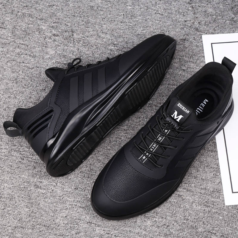 Image 5 - Damyuan Mens Running Shoes Breathable Comfortable Casual Height Increasing Man Sneakers Non slip Wear resisting Men Sport ShoesRunning Shoes   -