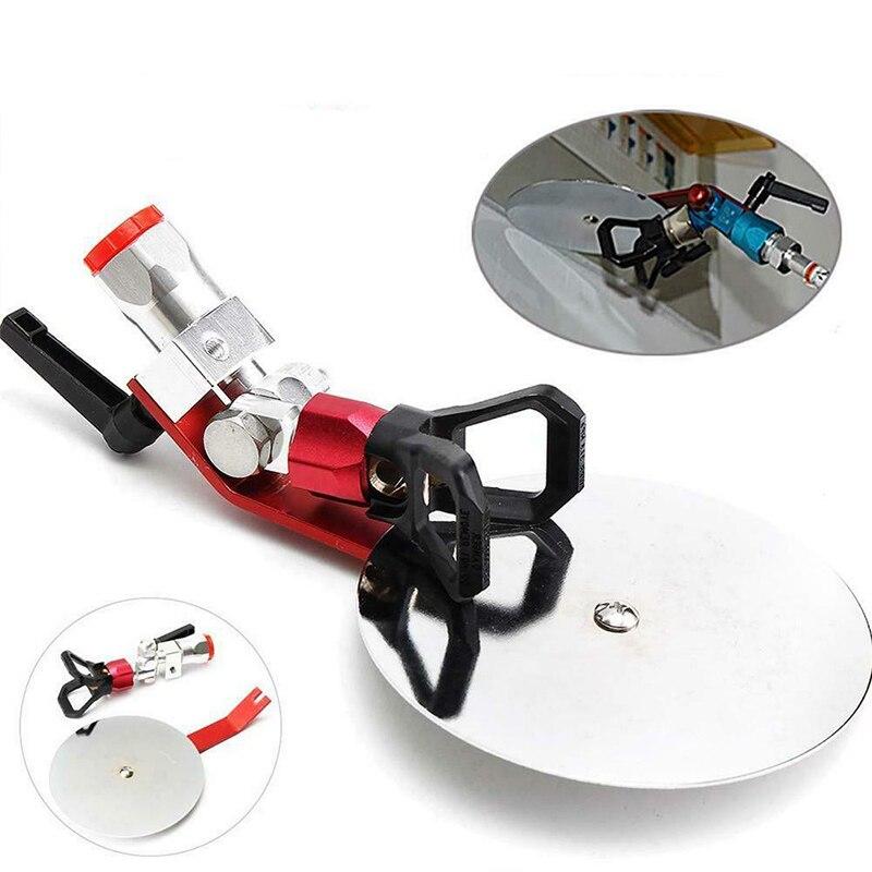 Для Sprayly Pro paint Baffle регулируемый спрей-направляющий инструмент для безвоздушного распыления L5 #4