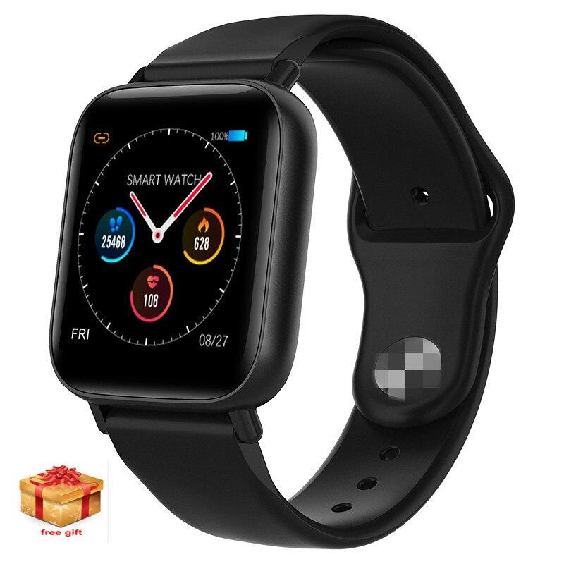 New Men Bluetooth Smart Watch Women Fitness Activity Heart Rate Tracker Blood Pressure WristBand Sport Pedometer Smart Bracelet