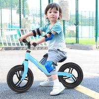 Kids Balance Bike Children Bicycle Child Push No Pedal Training Bicycle Adjustable Seat Balance Bike for 18 Month To 5 Years Old