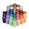 40 farben Nähgarn 40 Farben 1000 Yards Nähen Maschine Gewinde Set 40S/2 für Nähen Maschine, quilten, Hand Nähen