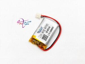 Image 4 - JST XH 2.54 millimetri 802540 3.7V 1000MAH batteria ai polimeri di litio 852540 di codice di scansione strumento altoparlante guida apparato