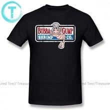 Мужская футболка с принтом Forest Gump, Классическая футболка с коротким рукавом из 100 хлопка, 4xl