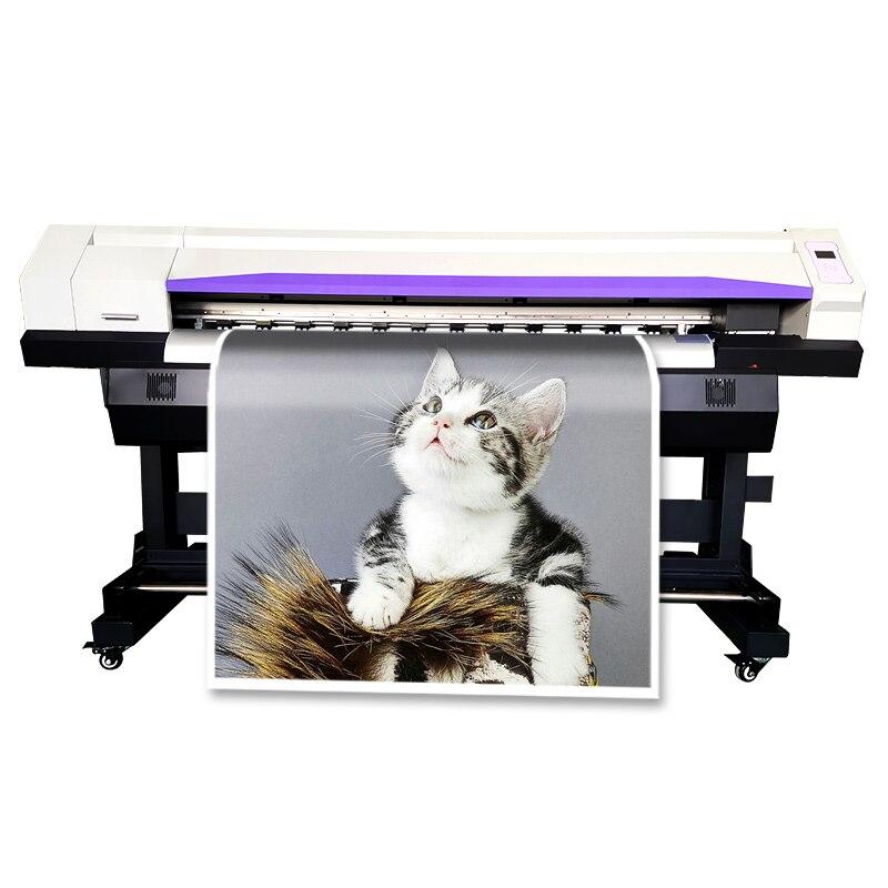 5 Feet 1.6m 63 Inch Indoor Outdoor Inkjet Printer XP600 PVC Vinyl Graphics Printing Machine