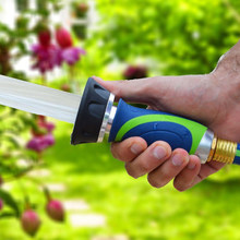 High Pressure Washer Water Gun Garden Hose Nozzle Spray For Water Foam Pot Car Washing Sprinkler Cleaning Tool