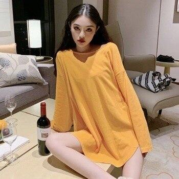 2020 Nieuwe Candy-kleurige Losse Slanke Slanke Persoonlijkheid Mode Blouse Vrouwen Kleding