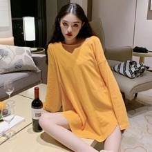 2020 new Candy-colored loose slim slim personality fashion blouse women's clothing