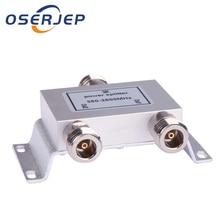 Разветвитель питания N 1 В/2, 380 ~ 2500 МГц для усилителя сигнала GSM CDMA 3G, подключение к внутренней антенне, уличная антенна