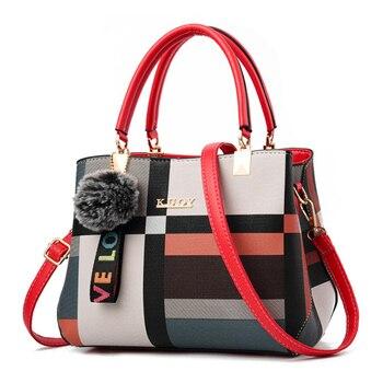 Γυναικεία δερμάτινη crossbody τσάντα