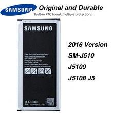 Original Samsung  EB-BJ510CBC Battery For Samsung GALAXY 2016 Version SM-J510 j5109 j5108 J5 3100mAh original replacement samsung battery for galaxy 2016 version j5109 j5108 j5 sm j510 genuine eb bj510cbe eb bj510cbc 3100mah