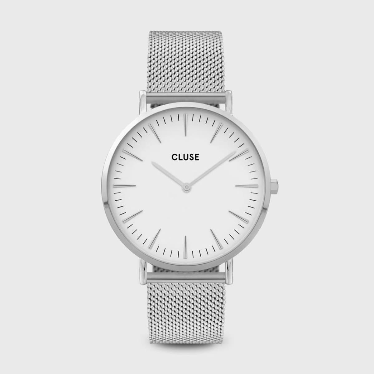 Reloj de pulsera de acero inoxidable para mujer, cronógrafo de cuarzo, Casual, Paul, San Valentín Relojes de mujer  - AliExpress