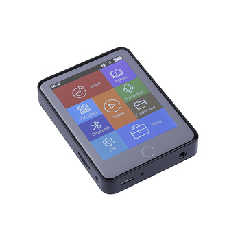 8GB Digital Voice Recorder Touchscreen   5