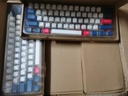 117 клавиш/набор Bento клавишная крышка для MX Переключатель механическая клавиатура PBT 5 сторон краситель подложка японские колпачки Вишневый п...